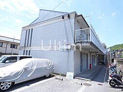 モン・エスパシオ松ヶ崎[1階]の外観