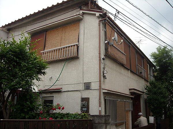笠井荘[202号室]の外観