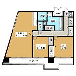 新栄町駅 24.2万円