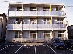 兵庫県姫路市城東町毘沙門の賃貸アパートの外観