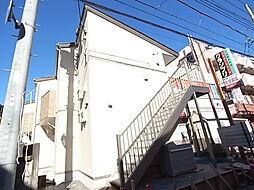 レべアス上本郷[103号室]の外観