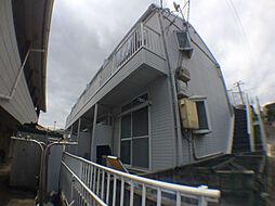 アプローズ新柏[2階]の外観