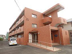 三重県鈴鹿市矢橋3丁目の賃貸マンションの外観