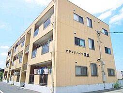 福岡県中間市大字垣生の賃貸アパートの外観