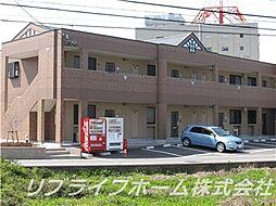 コートヴェール中島田[1階]の外観