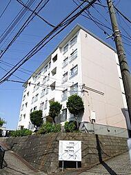 戸塚富士見丘ハイツF棟[4階]の外観