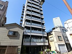 東京都台東区千束4丁目の賃貸アパートの外観