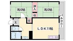 東加古川駅 3.7万円