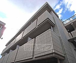 京都府京都市北区衣笠高橋町の賃貸マンションの外観