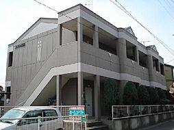 愛知県小牧市藤島町居屋敷の賃貸アパートの外観
