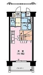ベレッツア(仮称)延岡・大貫町3丁目中尾マンション[302号室]の間取り