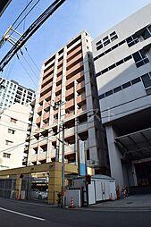 コンソラーレ土佐堀[3階]の外観