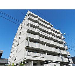 滋賀県近江八幡市鷹飼町の賃貸アパートの外観