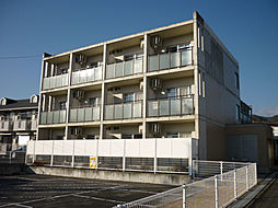 大阪府箕面市粟生間谷東5丁目の賃貸マンションの外観