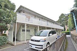 東京都杉並区上井草4丁目の賃貸アパートの外観