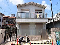 大阪府吹田市昭和町の賃貸アパートの外観