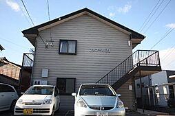 香川県高松市松並町の賃貸アパートの外観