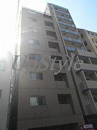 東京都台東区鳥越2丁目の賃貸マンションの外観