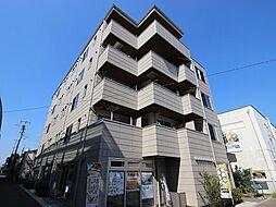 イル デ リビエール[4階]の外観