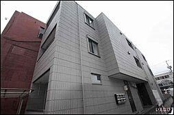 広島県福山市延広町の賃貸アパートの外観