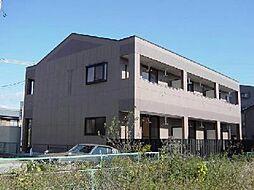 愛知県岩倉市東町掛目の賃貸アパートの外観