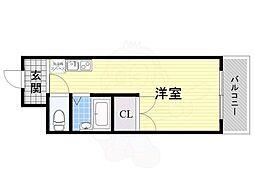 江坂駅 4.9万円