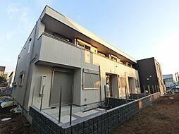 千葉県千葉市稲毛区山王町の賃貸マンションの外観