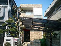 大阪府高槻市土橋町の賃貸マンションの外観