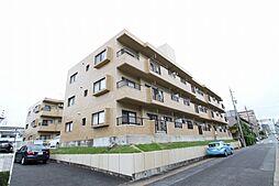 愛知県名古屋市名東区高柳町の賃貸マンションの外観