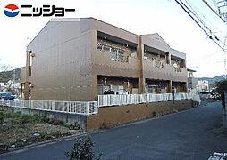 リバーサイドフジタA・B棟[1階]の外観