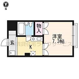 SKBマンション[308号室]の間取り