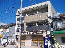 大阪府堺市堺区西湊町6丁の賃貸マンションの外観