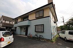 東京都八王子市千人町2丁目の賃貸アパートの外観