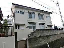 藤井アパート[1階]の外観
