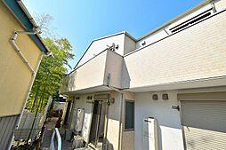 東京都日野市日野本町7丁目の賃貸アパートの外観