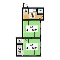 瑞江駅 3.5万円