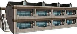 (仮)西今宿新築アパート[203号室]の外観