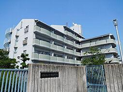 大阪府守口市八雲中町2丁目の賃貸マンションの外観