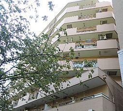 東京都中央区明石町の賃貸マンションの外観