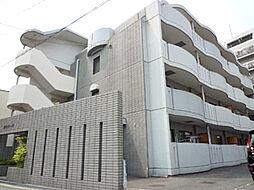 姫松コーポ[4階]の外観