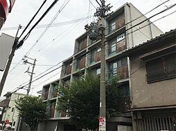 大阪府大阪市住之江区安立2丁目の賃貸マンションの外観