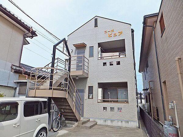 コーポピュア 1階の賃貸【山梨県 / 甲府市】