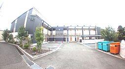 大阪府堺市北区百舌鳥梅町1丁の賃貸アパートの外観
