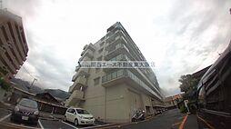 枚岡レックスマンション[6階]の外観