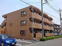 埼玉県熊谷市籠原南2丁目の賃貸マンションの外観