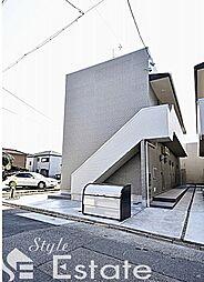 愛知県名古屋市南区滝春町の賃貸アパートの外観