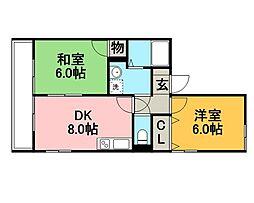 大野城駅 5.8万円