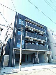 福岡県北九州市八幡東区石坪町の賃貸マンションの外観
