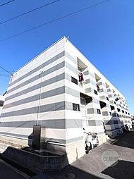 大阪府吹田市山手町3丁目の賃貸マンションの外観