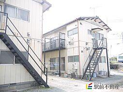 神埼アパートD[202号室]の外観